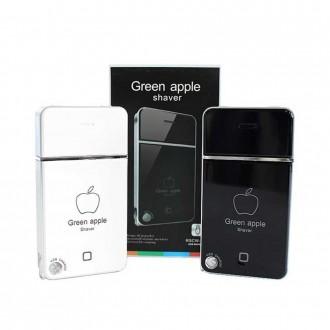 그린애플 휴대용 USB 충전식 전기면도기