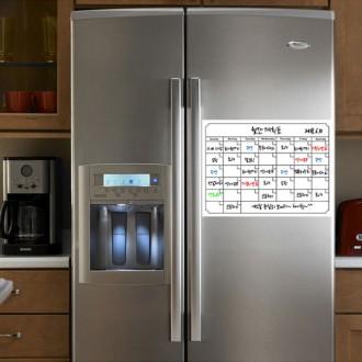냉장고 스케줄보드 메모보드 미니자석보드