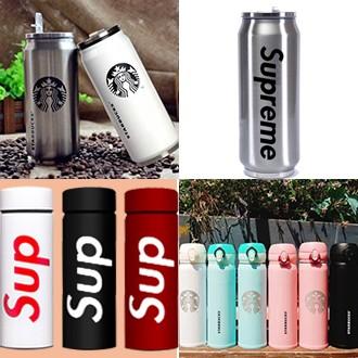 스타벅스 맥주캔 텀블러/판촉물/개업선물/인쇄가능