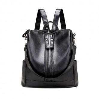[플로레스] 레노 여성백팩/방수/가죽백팩/여성가방