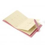 플로디 귀걸이북 보석함(핑크)