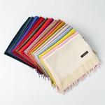 캐시미어 머플러 스카프 목도리 26색 250g