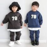 [꼬마창고]기모78세트/아동복/남여공용
