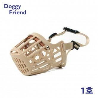 강아지 외출 훈련용 국산 입나개 1호