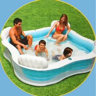 어린이 유아 소파 가족 풀장 / 가정 수영장 (229x66cm
