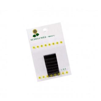 물결무늬실핀 중x10개(1묶음)