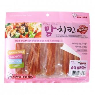 맘치킨-습식 슬라이스